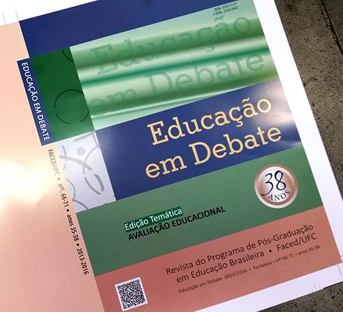 Revista Educação em Debate da Faced/UFC.