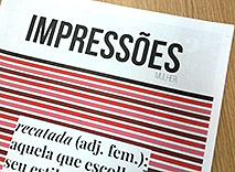 Jornal Impressões-mulher