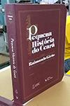 Livro pequena História do Ceará de Raimundo Girão, 5a. edição