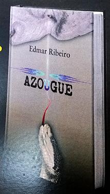 Azougue, livro de autoria do Prof. Edmar Ribeiro