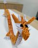 Origami criado por Thiago Nogueira